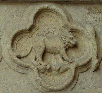 Lion / Deux lions 15060909380219075513347268