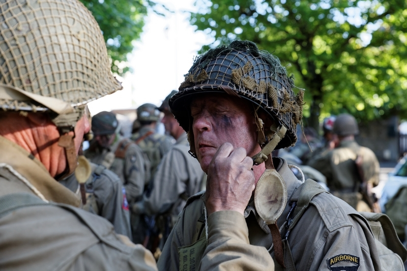 carentan liberty march juin 2015 reportage photos 1506091148587132813347629
