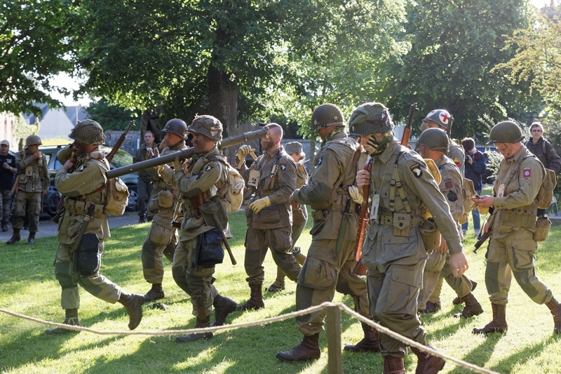 carentan liberty march juin 2015 reportage photos 1506091150537132813347642