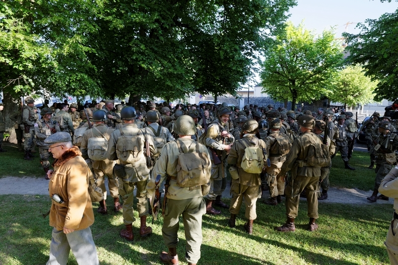 carentan liberty march juin 2015 reportage photos 1506091151057132813347643