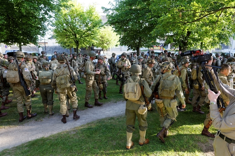 carentan liberty march juin 2015 reportage photos 1506091151167132813347644