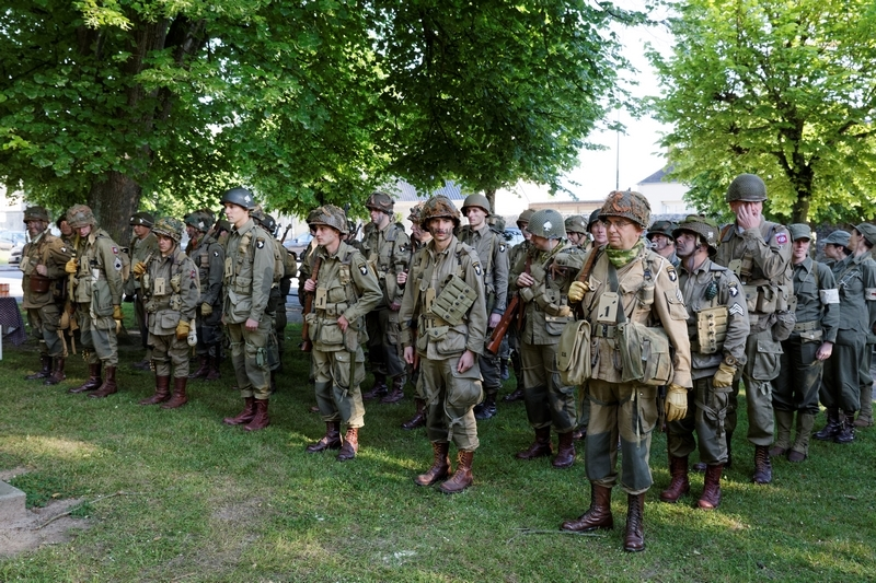 carentan liberty march juin 2015 reportage photos 1506091153007132813347653