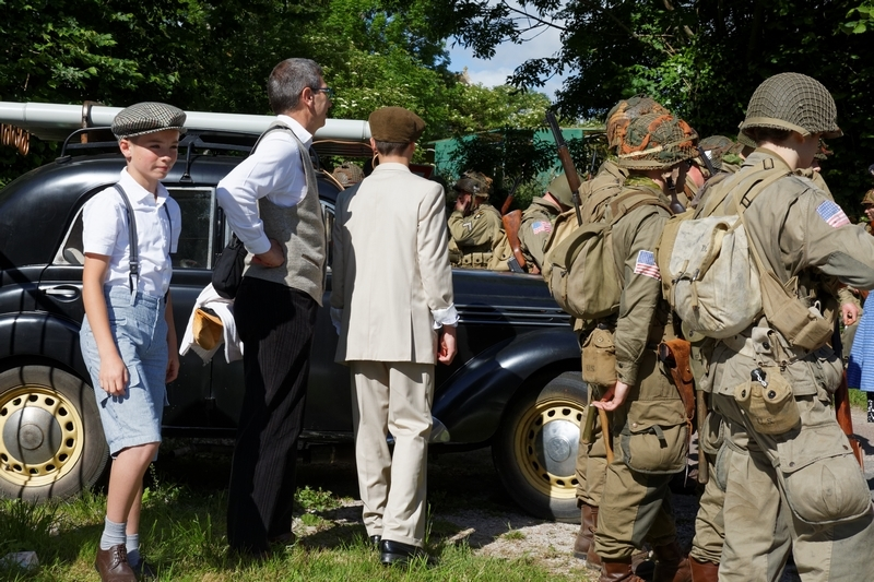 carentan liberty march juin 2015 reportage photos 1506101212287132813347780