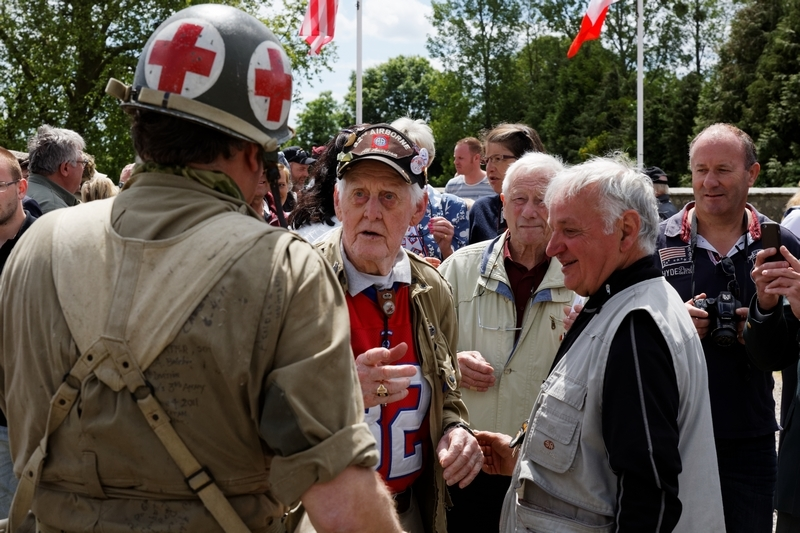 carentan liberty march juin 2015 reportage photos 1506101227057132813347872