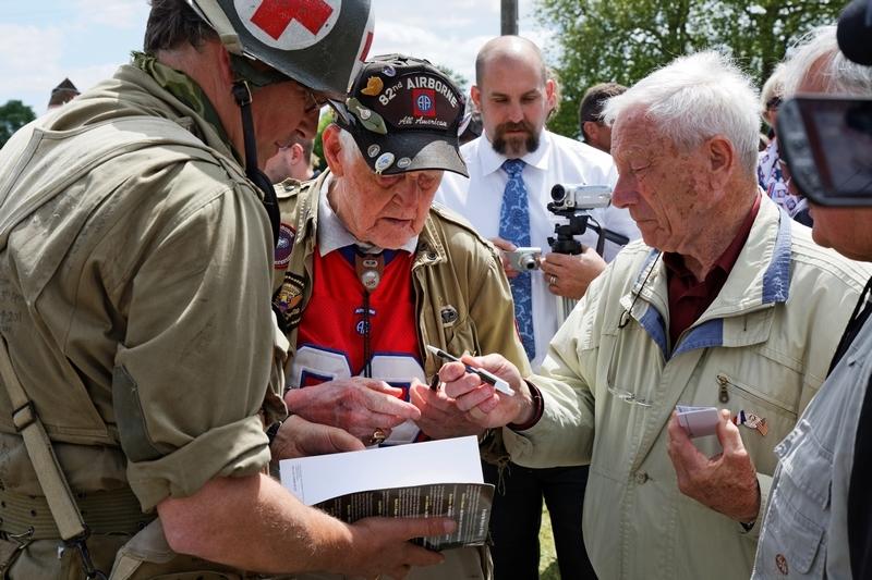 carentan liberty march juin 2015 reportage photos 1506101227147132813347874