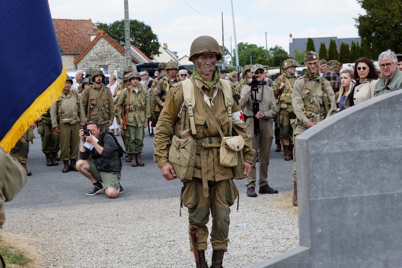 carentan liberty march juin 2015 reportage photos 1506101228537132813347886