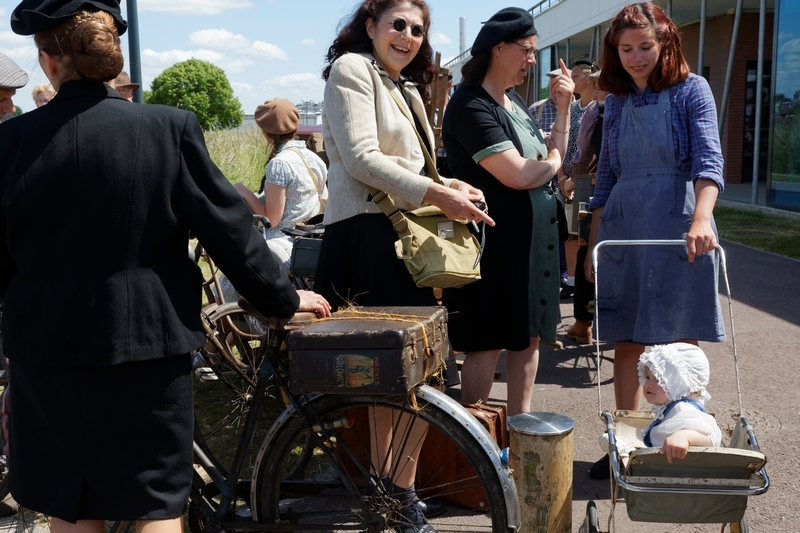 carentan liberty march juin 2015 reportage photos 1506101234327132813347927