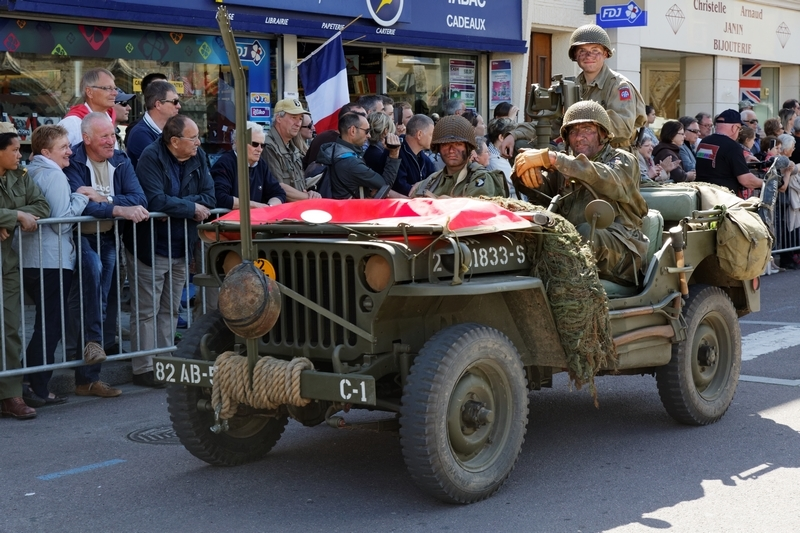 carentan liberty march juin 2015 reportage photos 1506101235267132813347933