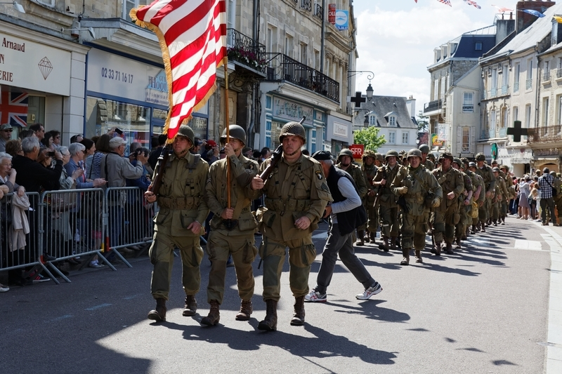 carentan liberty march juin 2015 reportage photos 1506101239017132813347958