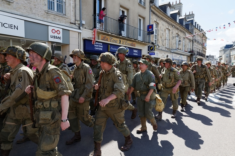 carentan liberty march juin 2015 reportage photos 1506101239297132813347961