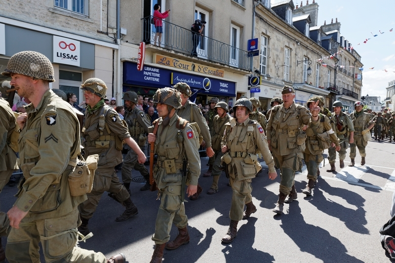 carentan liberty march juin 2015 reportage photos 1506101239407132813347962