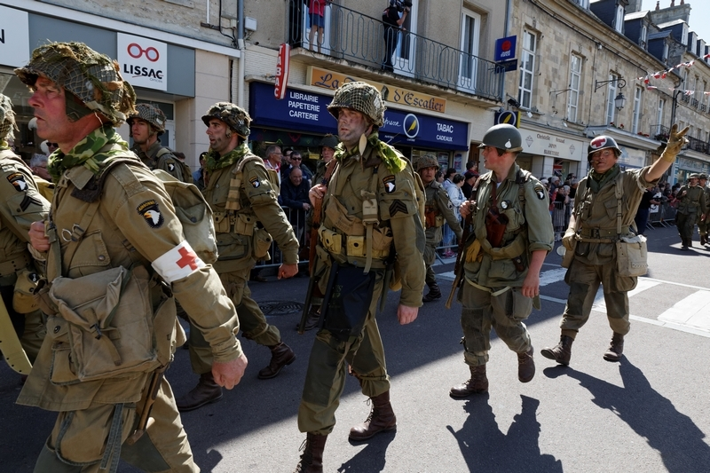 carentan liberty march juin 2015 reportage photos 1506101239497132813347963