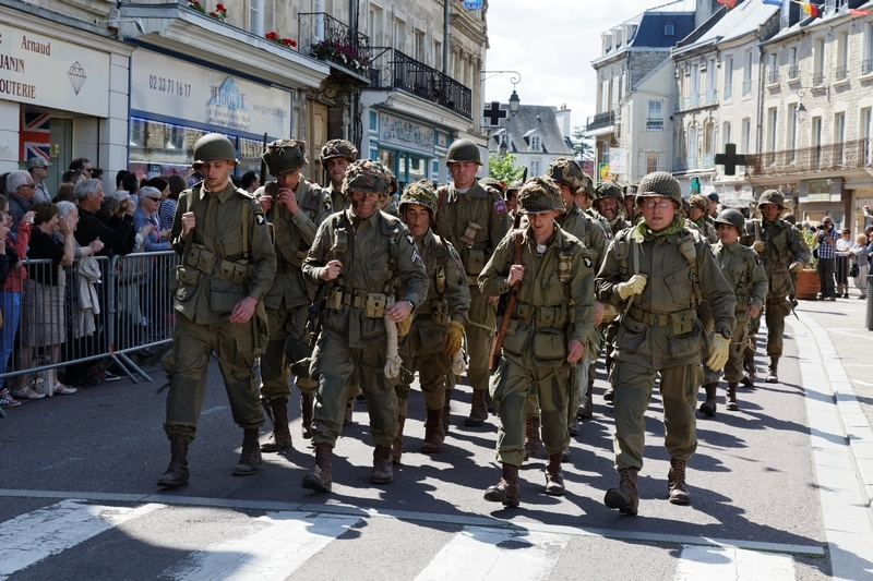 carentan liberty march juin 2015 reportage photos 1506101239597132813347964