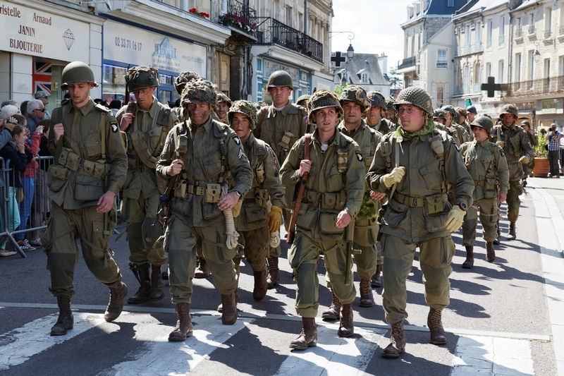 carentan liberty march juin 2015 reportage photos 1506101240087132813347965
