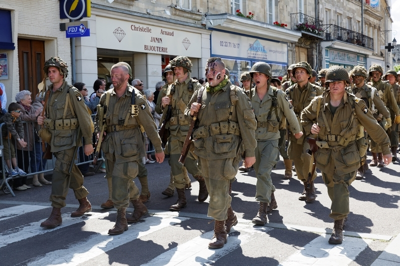 carentan liberty march juin 2015 reportage photos 1506101240367132813347968