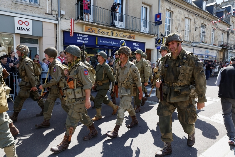 carentan liberty march juin 2015 reportage photos 1506101240467132813347969