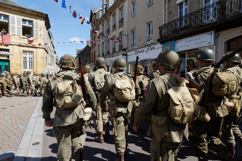 carentan liberty march juin 2015 reportage photos 1506101241057132813347971