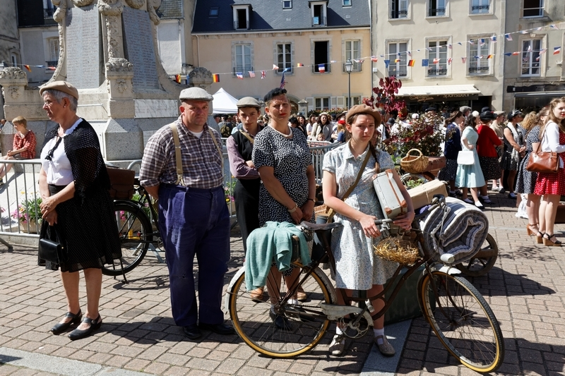 carentan liberty march juin 2015 reportage photos 1506101241477132813347976