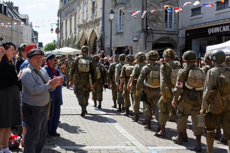 carentan liberty march juin 2015 reportage photos 1506101242207132813347983