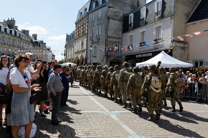 carentan liberty march juin 2015 reportage photos 1506101242397132813347985