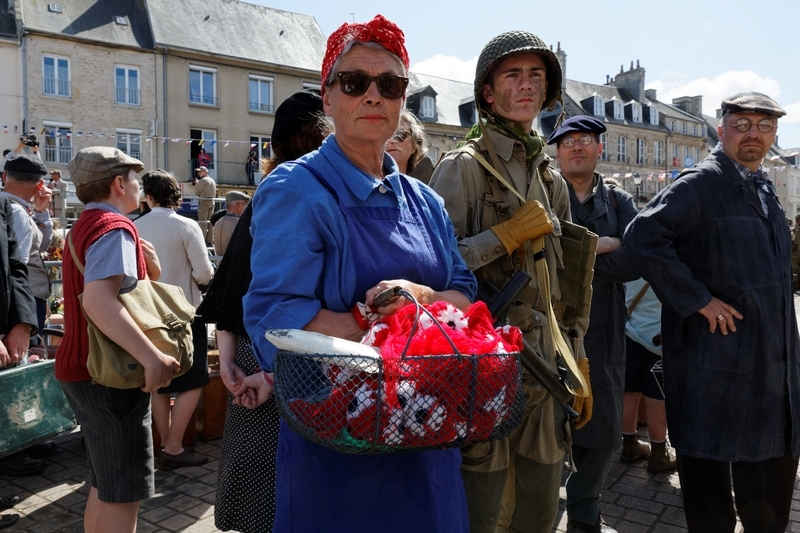 carentan liberty march juin 2015 reportage photos 1506101243417132813347991