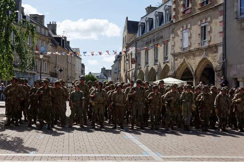 carentan liberty march juin 2015 reportage photos 1506101244007132813347993