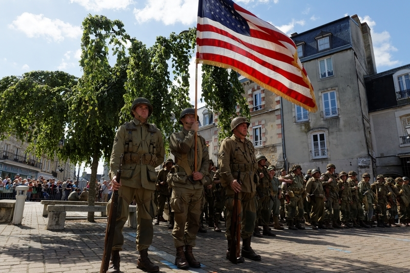 carentan liberty march juin 2015 reportage photos 1506101244207132813347995