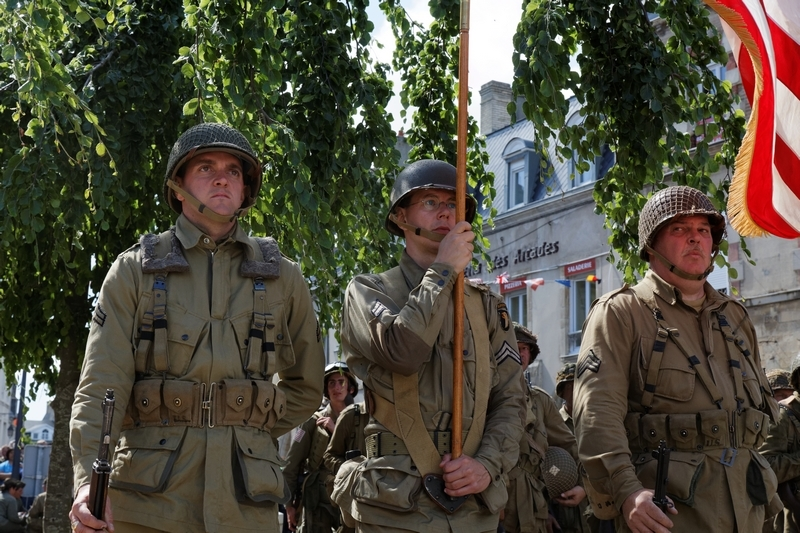 carentan liberty march juin 2015 reportage photos 1506101244297132813347996