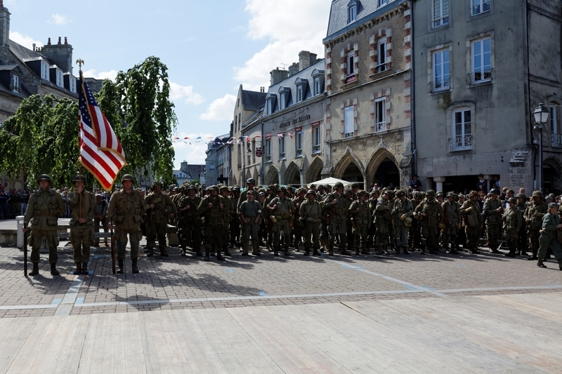 carentan liberty march juin 2015 reportage photos 1506101245307132813348003