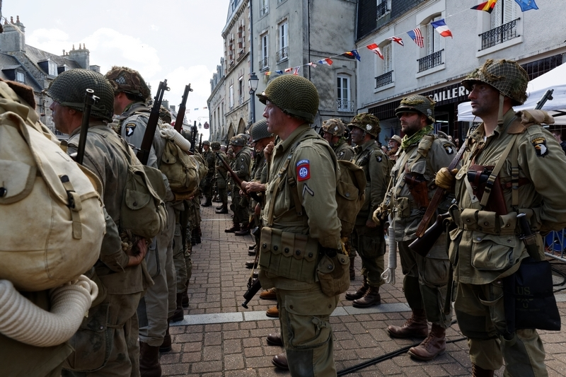 carentan liberty march juin 2015 reportage photos 1506101246037132813348007