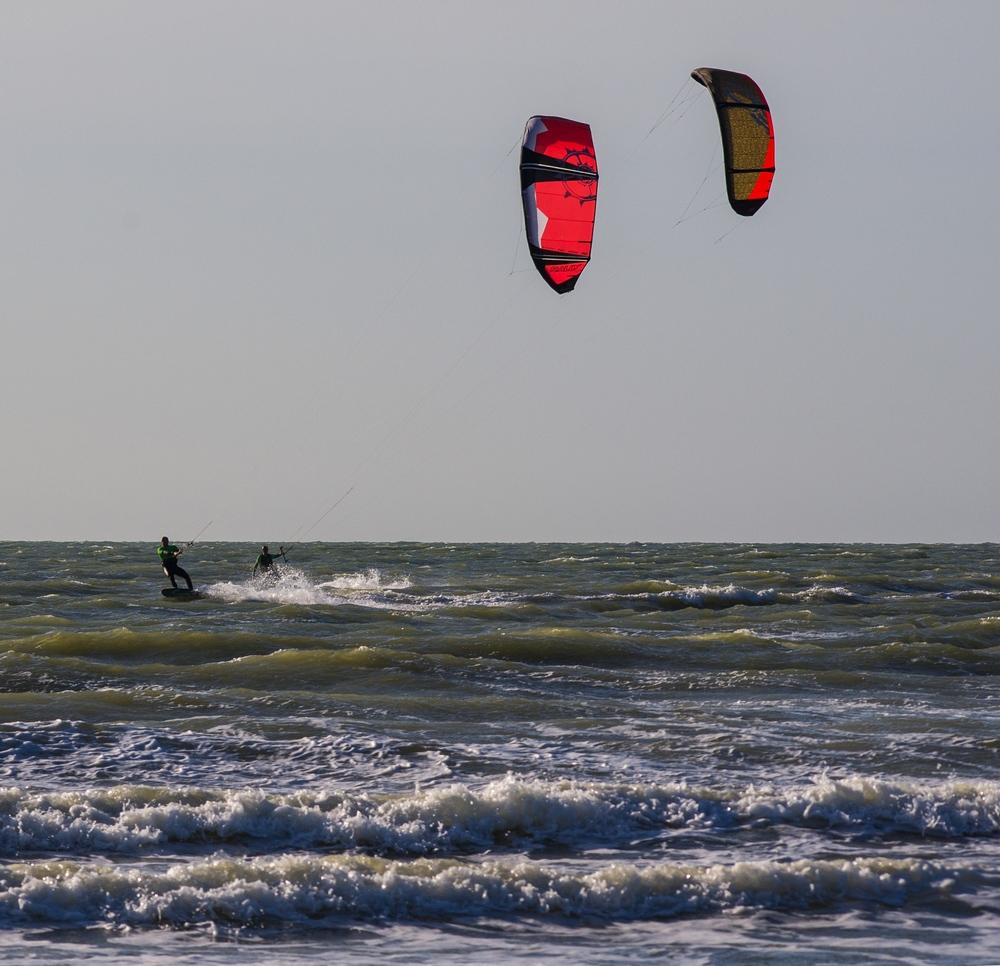 Vent et plage: kite surf 15061306185814373713362893