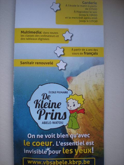 Franstalige kinderen op school in West-Vlaanderen 15061609485214196113370624