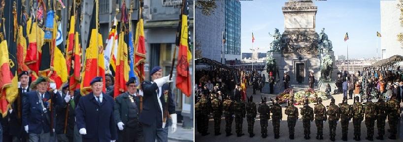 Bruxelles : Grand-Place, Parc Royal, Manneken'Pis... 15061806044919075513377590