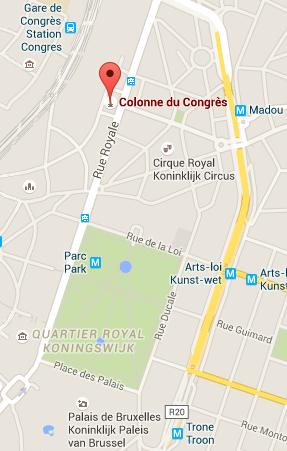 Bruxelles : Grand-Place, Parc Royal, Manneken'Pis... 15061807453919075513377603