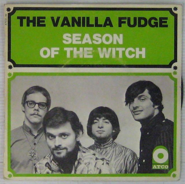 VANILLA FUDGE - Season of the witch - 7inch (SP)