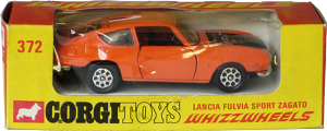 Lancia Fulvia Sport Zagato Corgi-Toys