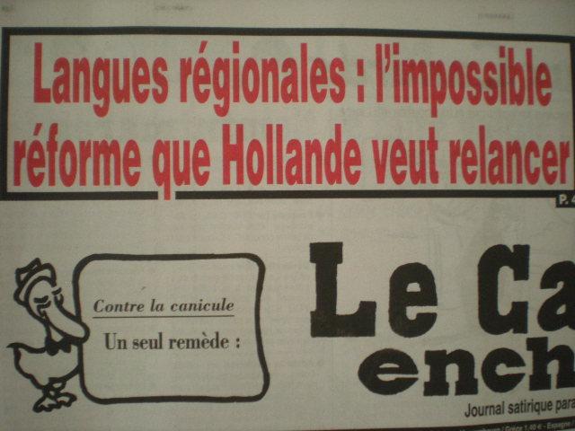 Officiële erkenning van de regionale talen in Frankrijk - Pagina 5 15070206094114196113415201