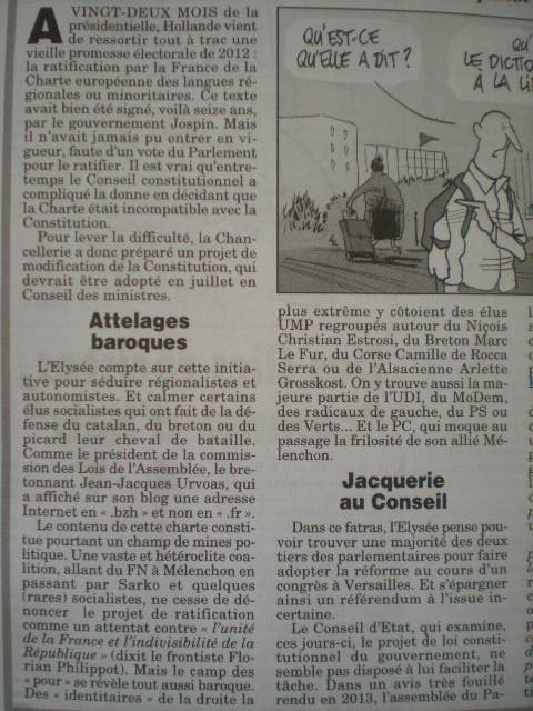 Officiële erkenning van de regionale talen in Frankrijk - Pagina 5 15070206094214196113415203