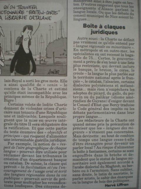 Officiële erkenning van de regionale talen in Frankrijk - Pagina 5 15070206094314196113415204