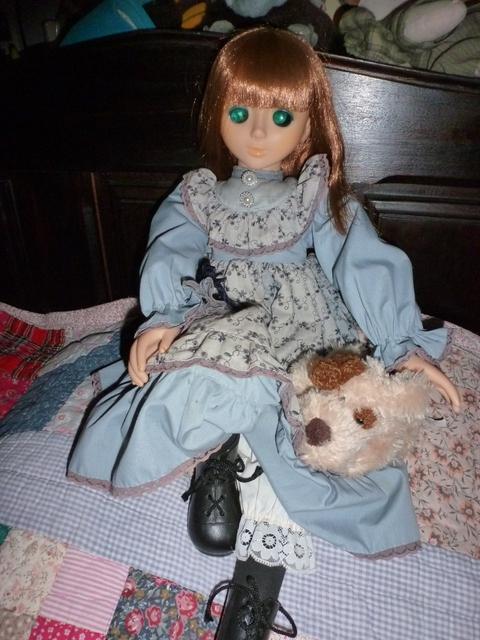 Sekiguchi printemps doll // 1507031056559204913416588