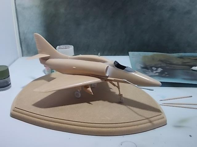 "A-4U ""Free Kuwait 819"" [Hobby World 1/48] 15070508061510194413421745"