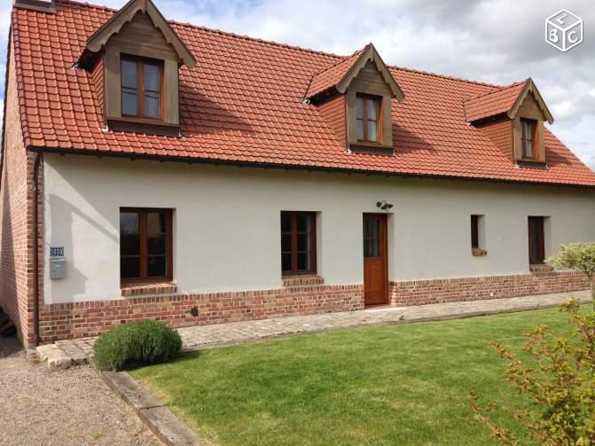 Nieuwe traditionele huizen in Frans-Vlaanderen 15070603215714196113423184