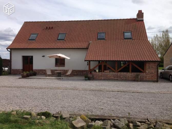 Nieuwe traditionele huizen in Frans-Vlaanderen 15070603385814196113423228