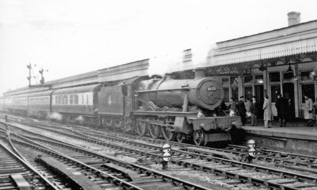 Oxford 1956 Ben Brooksbank SP5006