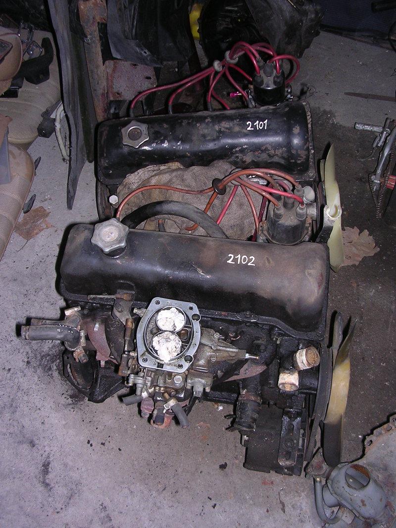 Vente moteurs Lada 1200 Jigouli 1507120322326076413437440