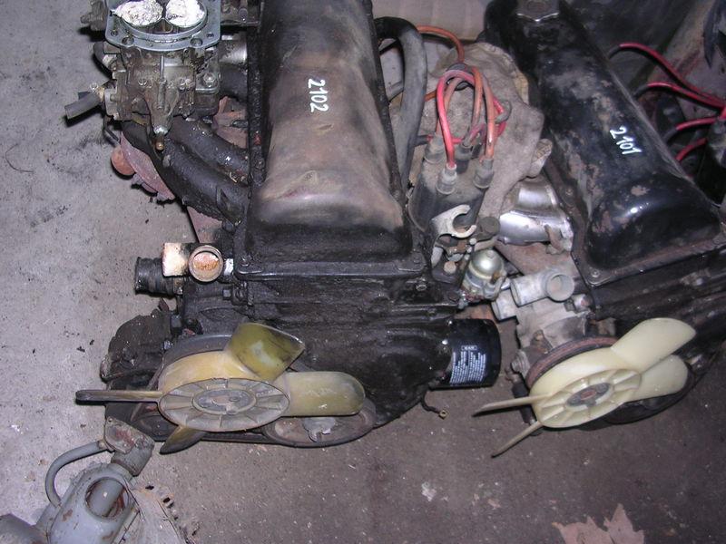 Vente moteurs Lada 1200 Jigouli 1507120323356076413437444