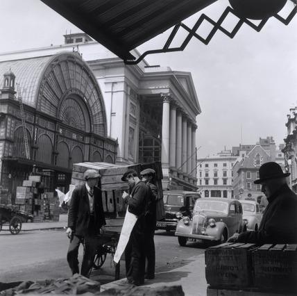 Covent Garden 1953