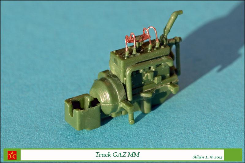 Truck GAZ-MM ÷ UM (Unimodel) ÷ 1/48éme 1507180941205585013452508