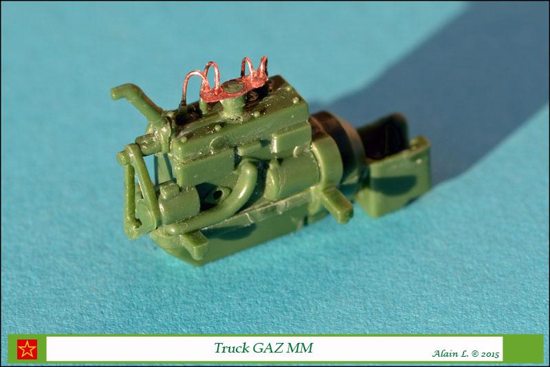 Truck GAZ-MM ÷ UM (Unimodel) ÷ 1/48éme 1507180941225585013452509