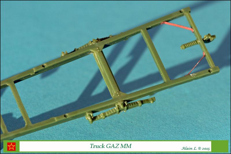 Truck GAZ-MM ÷ UM (Unimodel) ÷ 1/48éme 1507180941235585013452510